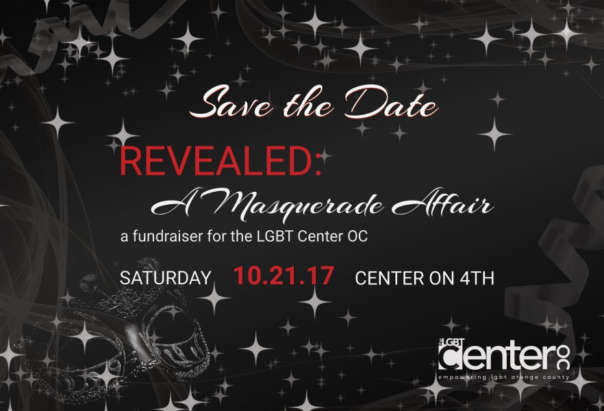 Revealed 2017 @ LGBT Center on 4th | Santa Ana | California | United States