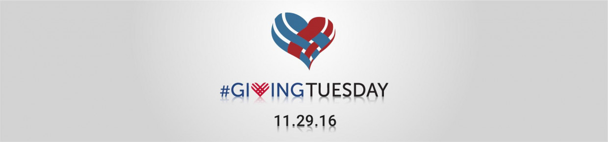 Giving Tuesday 11.29.16