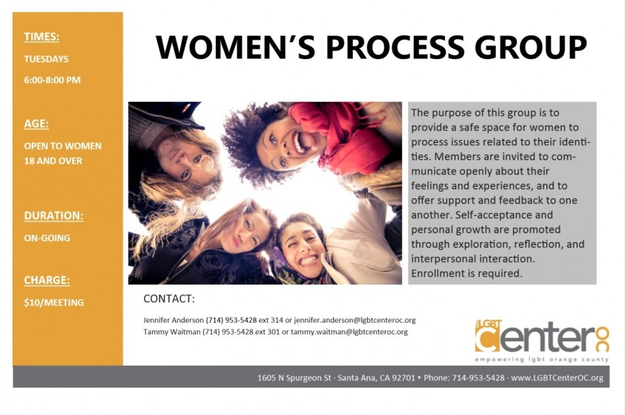 Women's Process Group