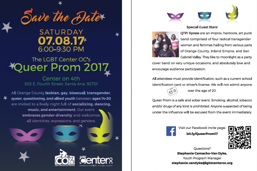 Queer Prom 2017 @ LGBT Center on 4th | Santa Ana | California | United States