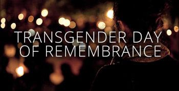 Transgender Day Of Remembrance Orange County