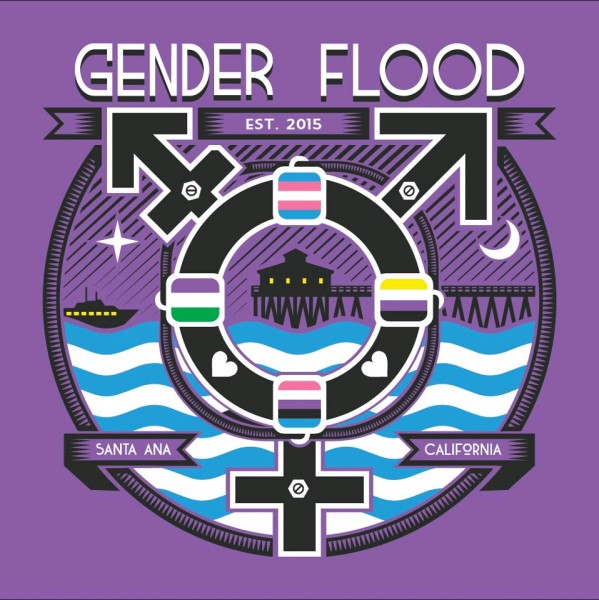 GenderFlood @ LGBT Center OC | Santa Ana | California | United States