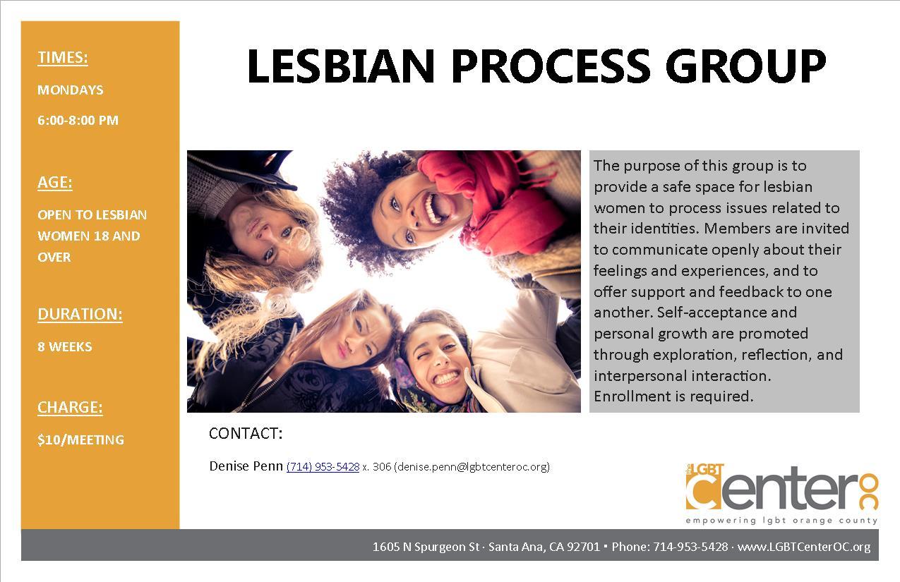Adult group lesbian