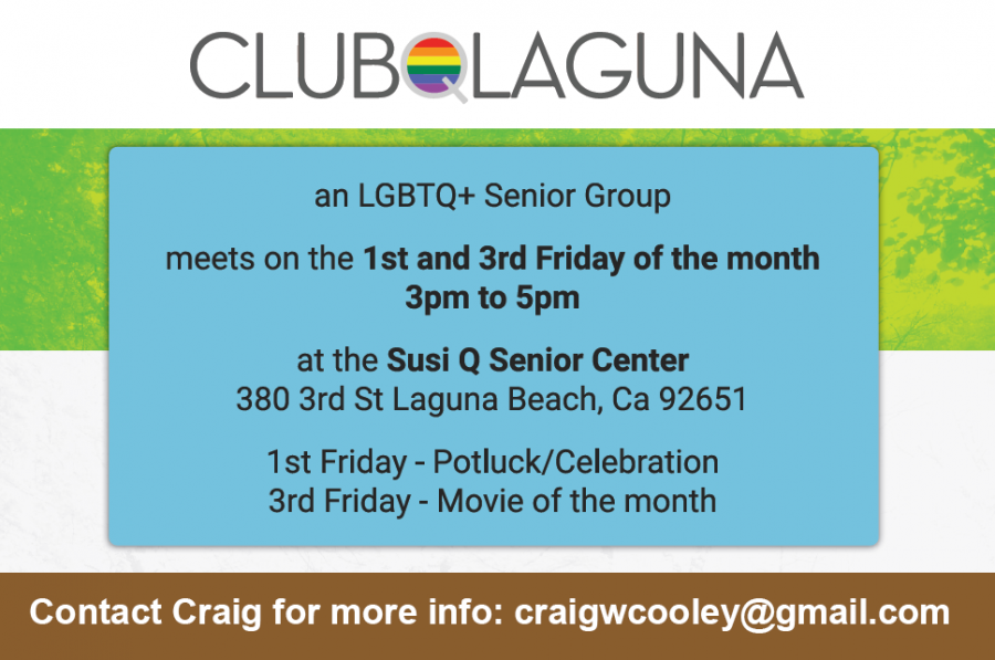 Club Q @ Susi Q Senior Center | Laguna Beach | California | United States