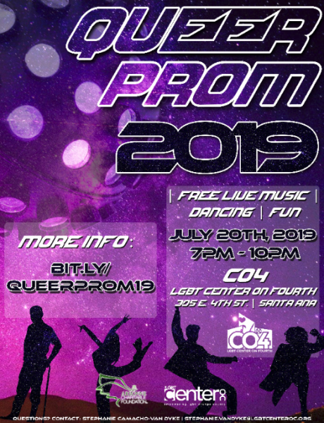 Queer Prom @ CO4 | Santa Ana | California | United States